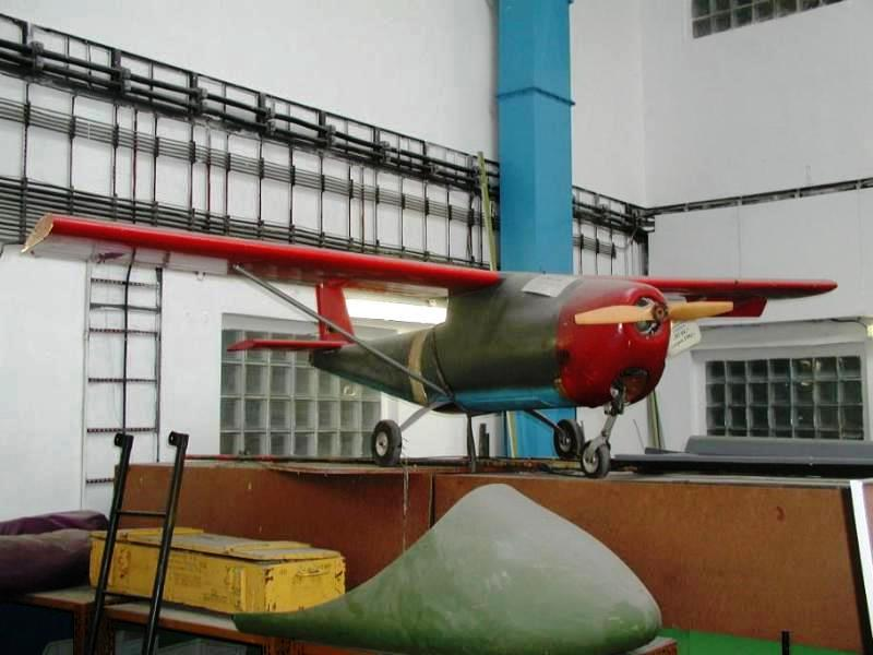 Bezpilotní letoun RuBI podle p.Rumrajcha a Blažíčka